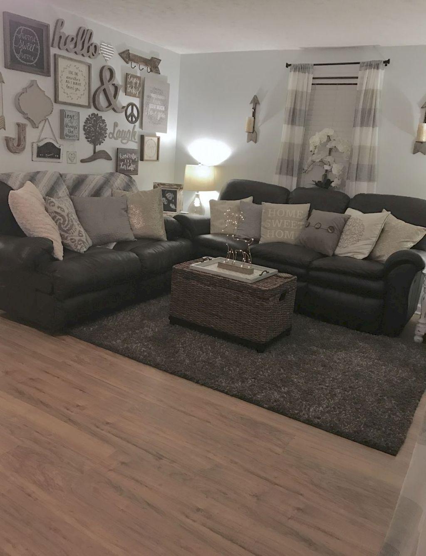 Rustic farmhouse living room design and decor ideas home