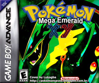 Pokemon emerald ds remake rom download