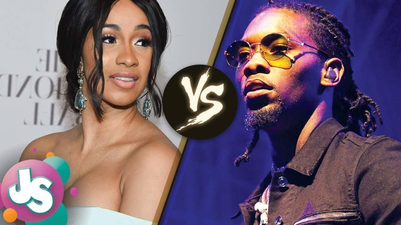 cool Cardi B Battling Against Her Own Fiancé Offset; Who's Going Home with  Grammys?