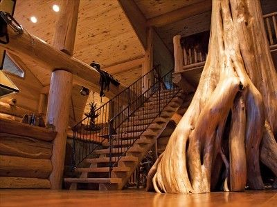 maison bois pioneer a pioneer log homes of bc custom made log bed maison rondin en rondins. Black Bedroom Furniture Sets. Home Design Ideas