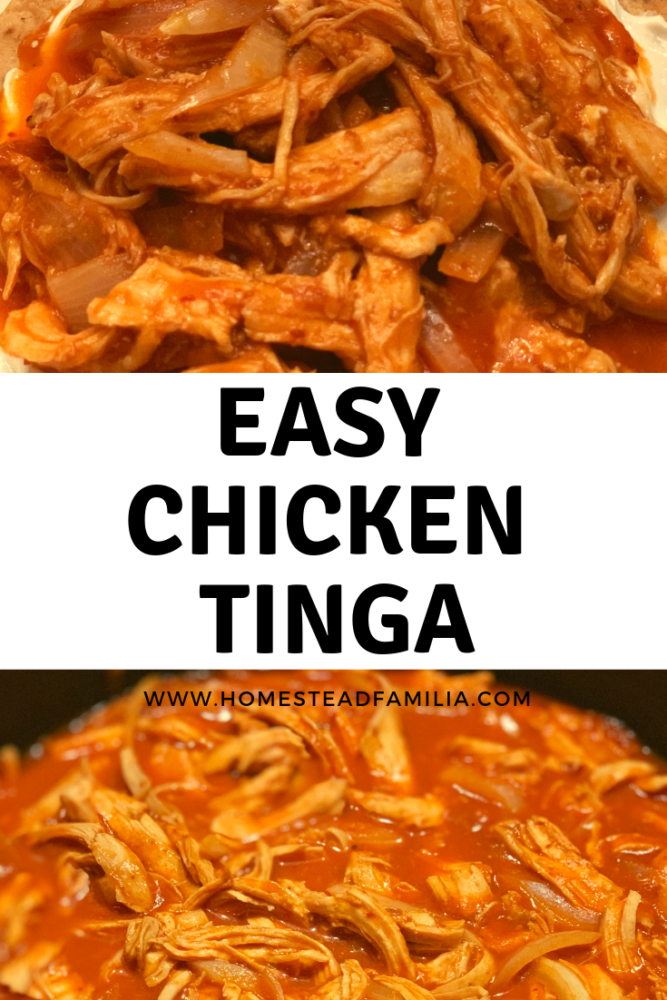 Easy Chicken Tinga images