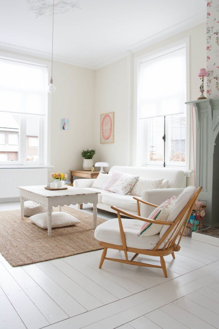 Casa estilo vintage femenino 02 | Home | Pinterest | Room decor ...