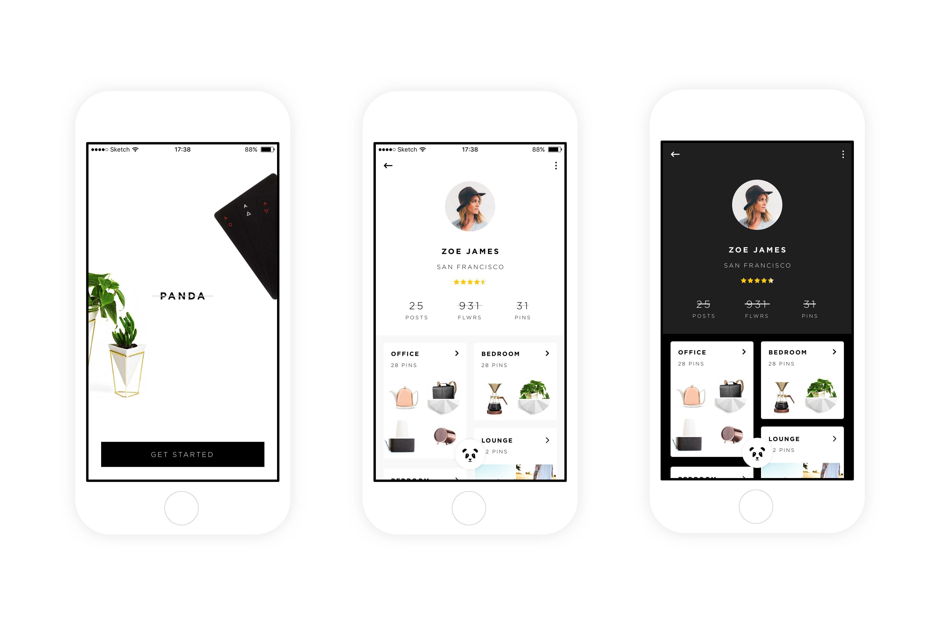 Panda app full