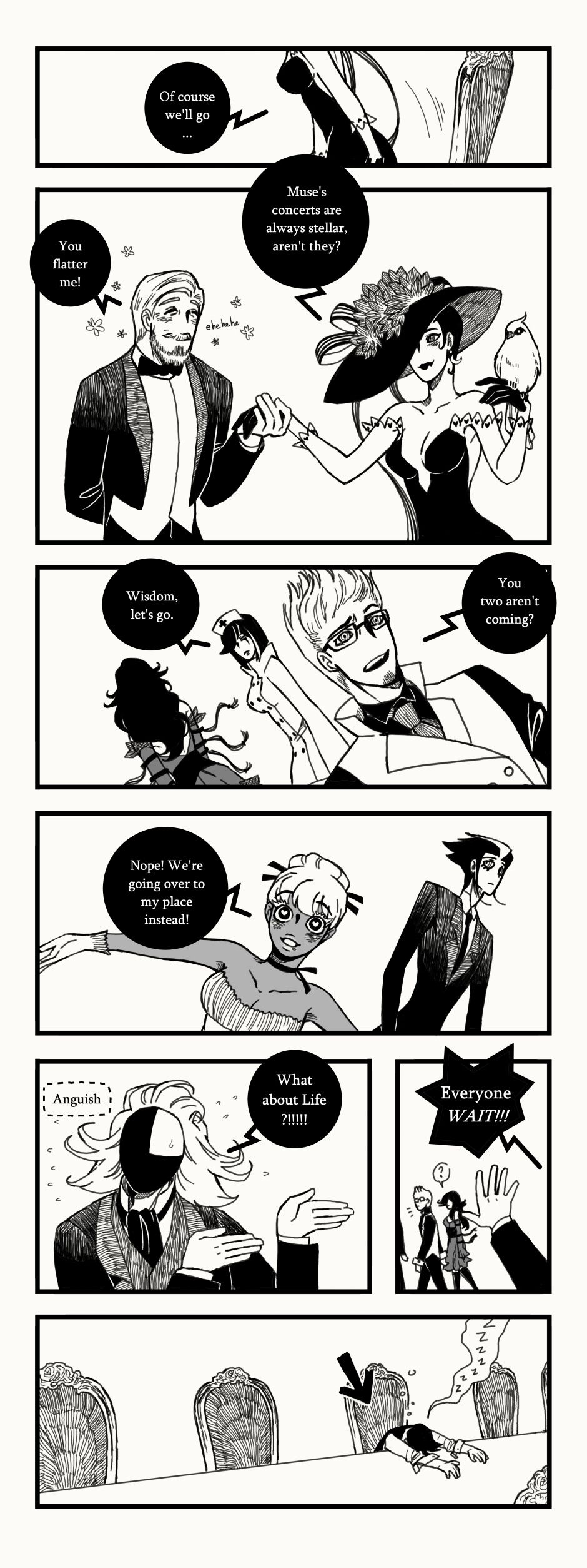 A Matter of Life and Death :: Understand Me - 11 | Tapastic Comics - image 1