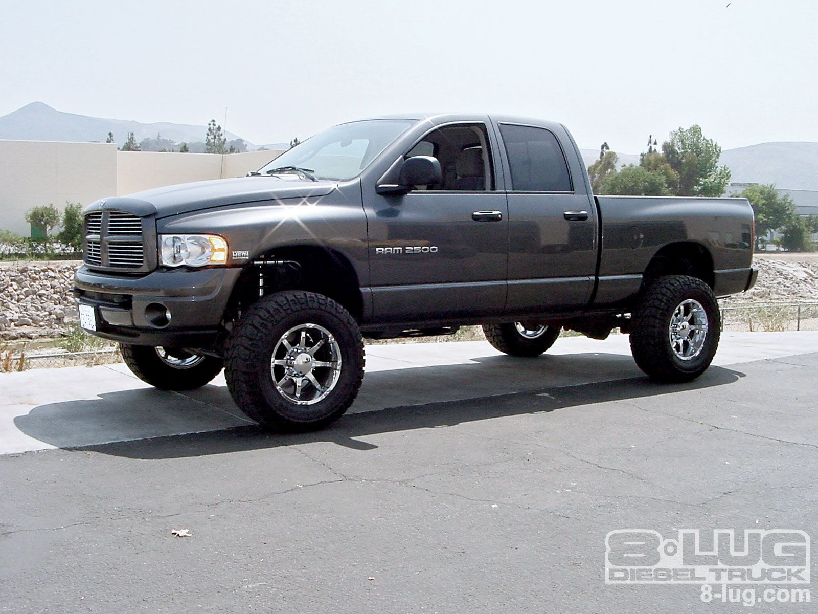 The new readylift front leveling kit 66 1113 is designed to fit the dodge ram