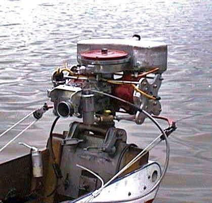 Antique Racing - Mastertech Outboard Boat Motor Repair