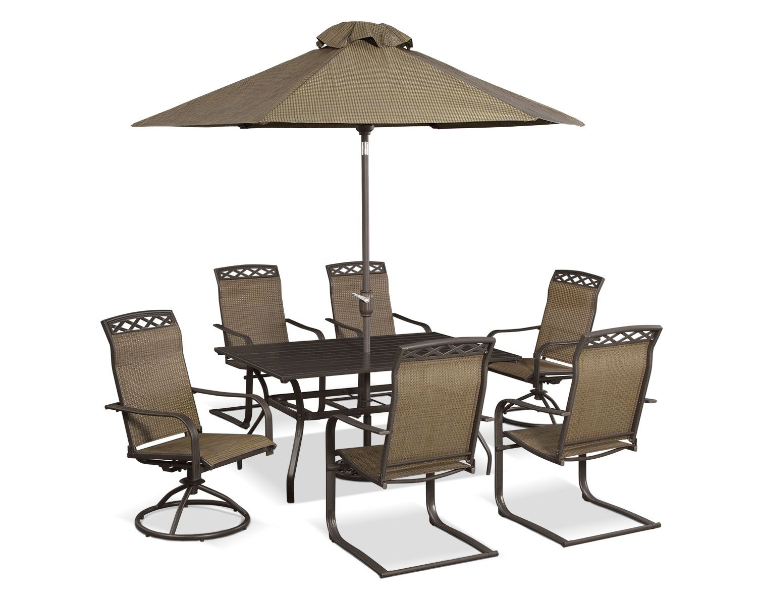 The Terrace Collection Value City Furniture Outdoor Dining Room Outdoor Dining Outdoor Furniture Sale