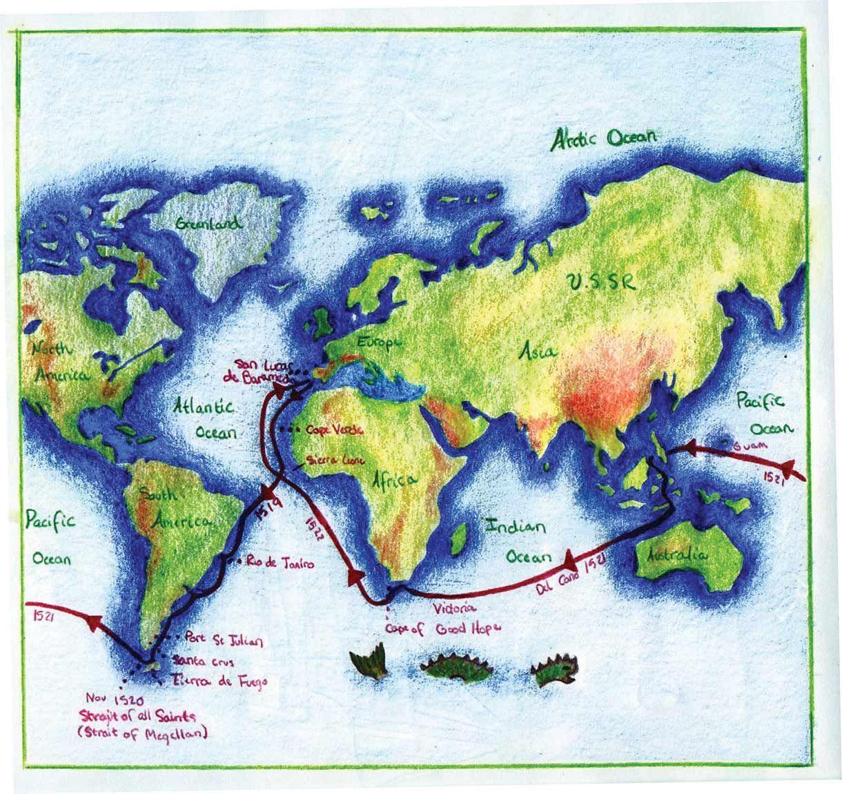 Karen S Map