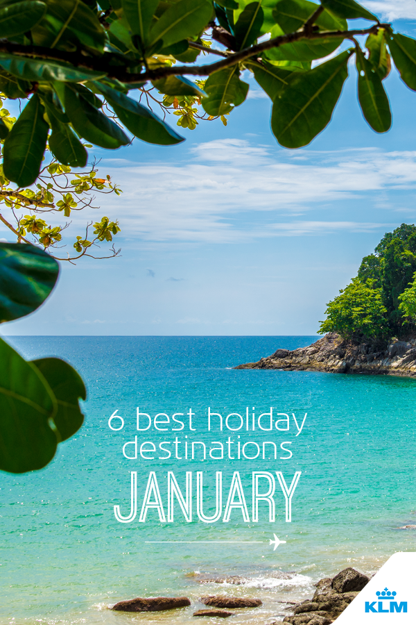 Are You Tired Of The Cold And Yearning For The Sun Or Do You Want To Spend More Time In The Best Holiday Destinations Holidays In January Holiday Destinations