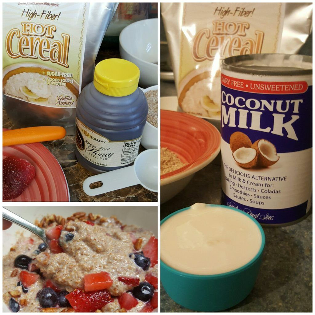 I Tried The Low Carb Oatmeal, And…