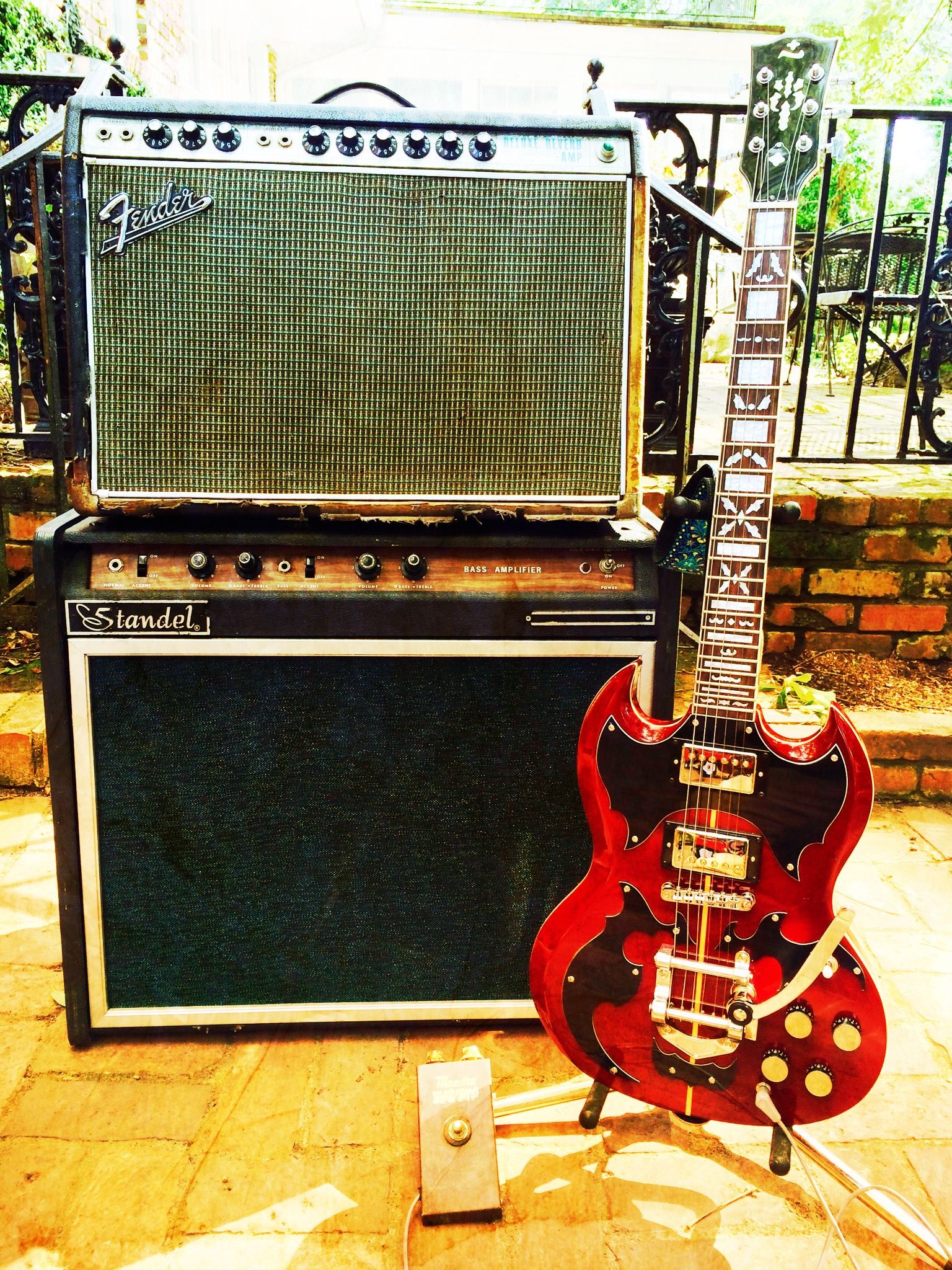 john cipollina tribute rig john cipollina guitars vintage guitars [ 1536 x 2048 Pixel ]