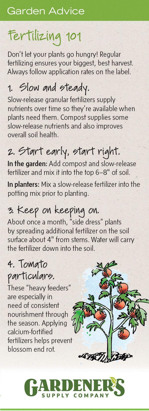 Fertilizer Basics Organic Fertilizer Npk Ratio With Images