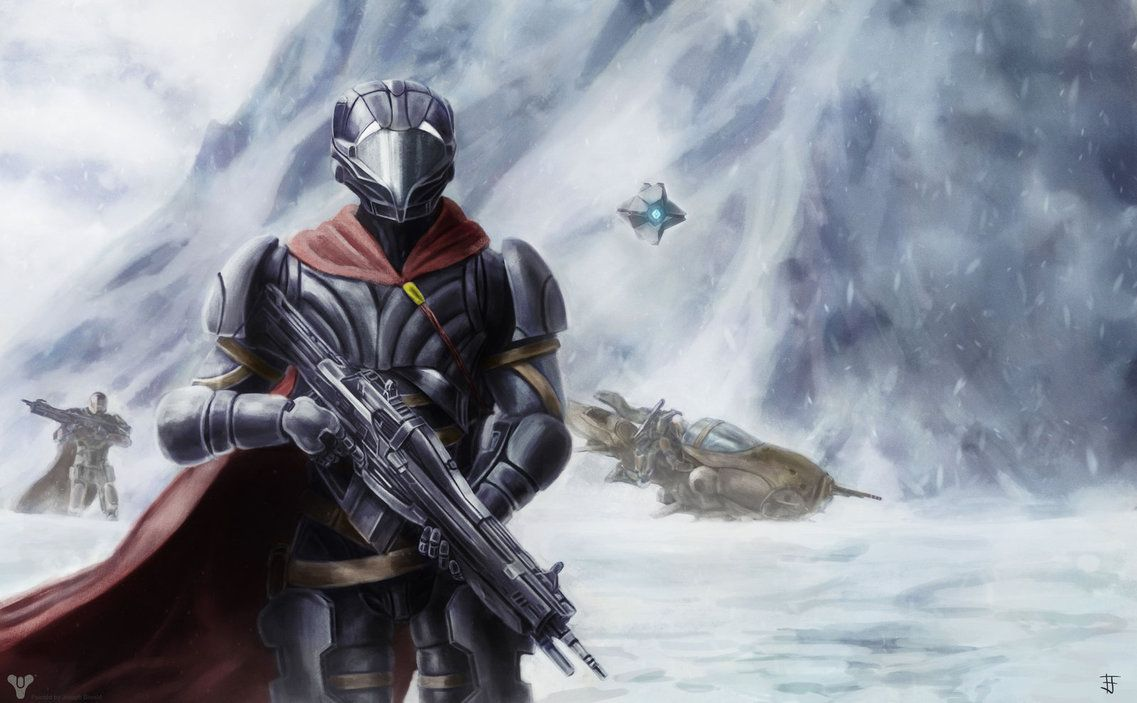 The Guardians by JosephBiwald on DeviantArt