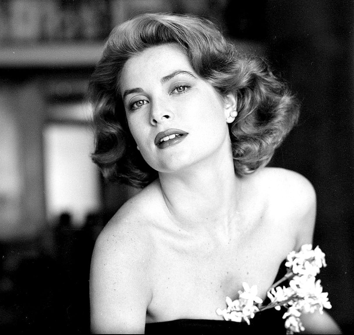 Unknown/FPG Archive Photos/Photofest - Grace Kelly, 1954