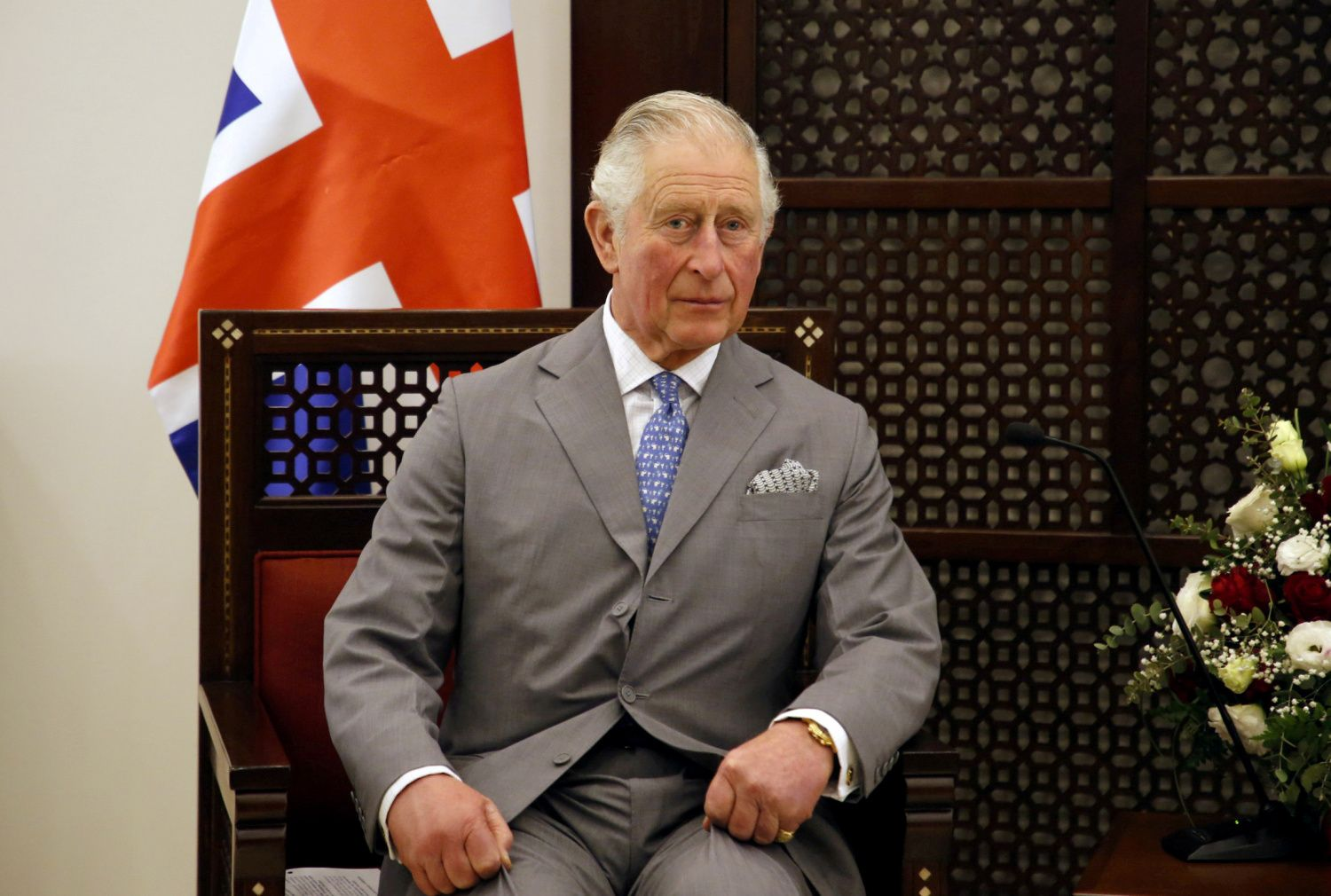 Prince Charles Remained Silent; 'Snubbed' Prince Andrew's