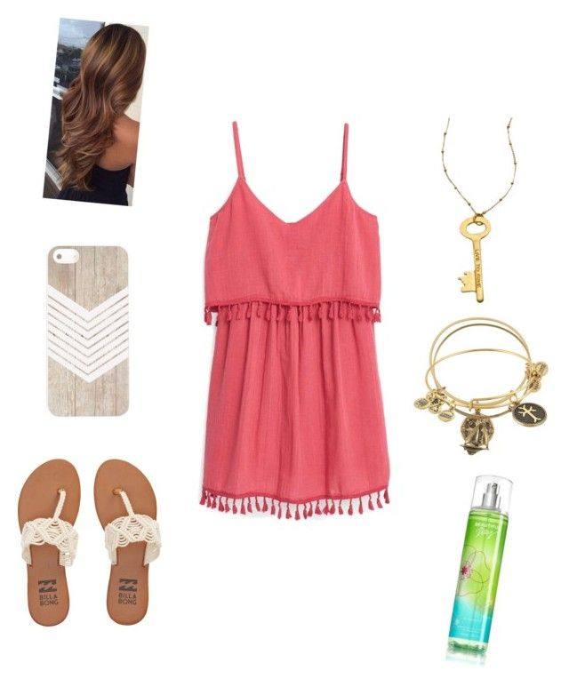 """🏆Awards ceremony today🏆"" by raquate1232 ❤ liked on Polyvore featuring MANGO, Billabong, Blu Bijoux and Alex and Ani"