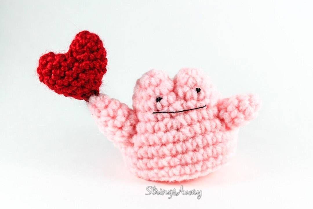 Pin By Strings Away On Free Pokmon Crochet Patterns Pinterest