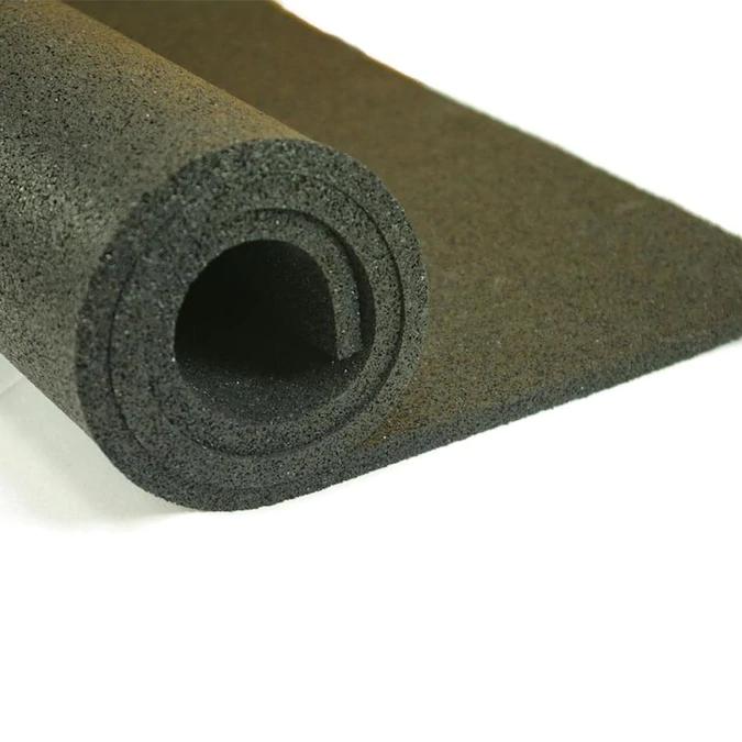 Greatmats 48in x 120in Black Rubber Sheet Multipurpose