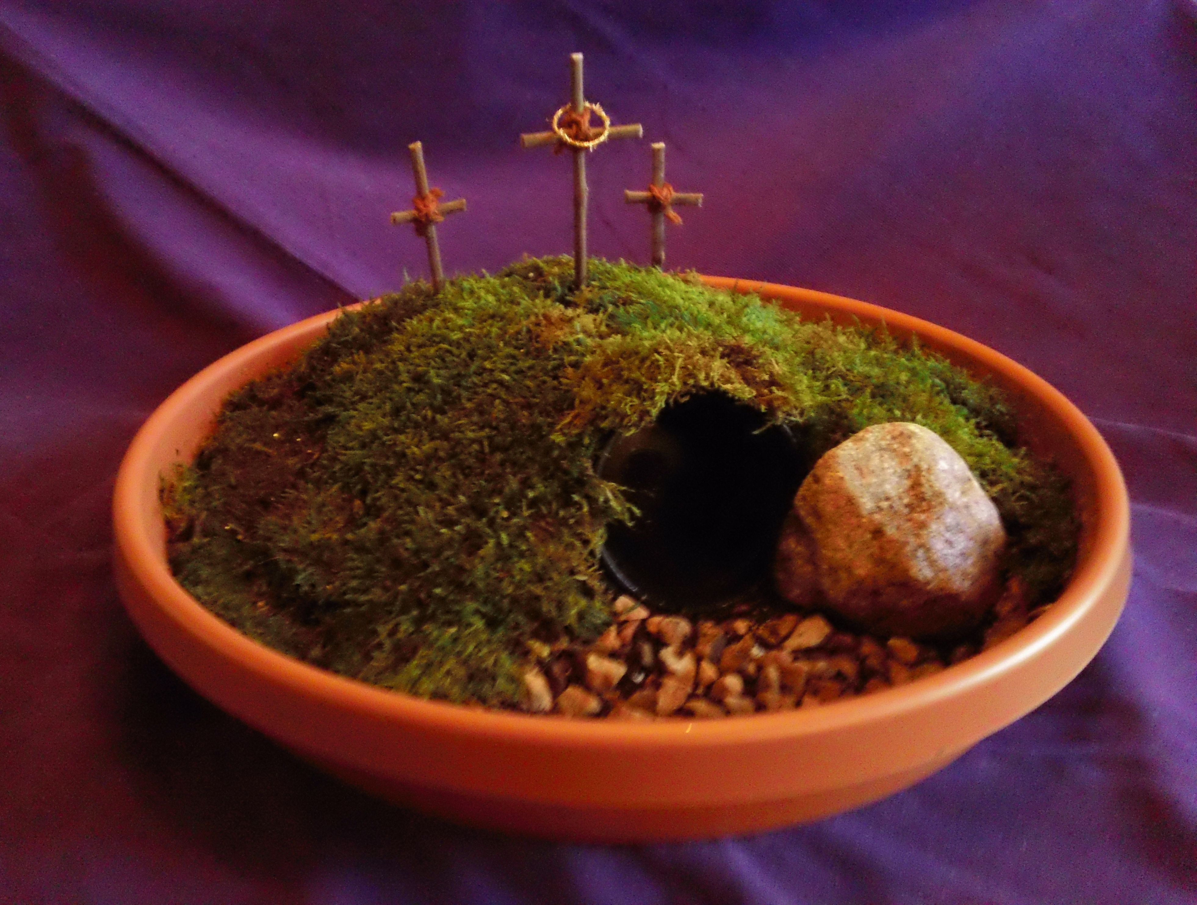 Easter garden easter garden easter and gardens easter garden negle Image collections