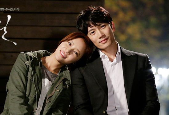 Hwang Jung Eum Wants to Act with Ji Sung Again after She Is Married