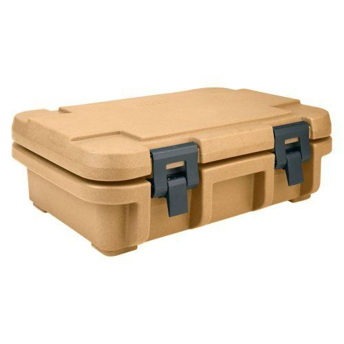Cambro UPCS140-157 Polypropylene S-Series Single Ultra Pan Carrier, 8-5/8-Inch, Coffee Beige by food service warehouse. $166.73. Single food pan carrier is an economical choice with superior holding performance. Available in coffee beige color. Use to hold, transport and serve pans of hot or cold food. Made of durable polypropylene with thick foam insulation. Measures 17-1/8-inch length by 25-1/8-inch width by 8-5/8-inch height. This single food pan carrier is an eco...