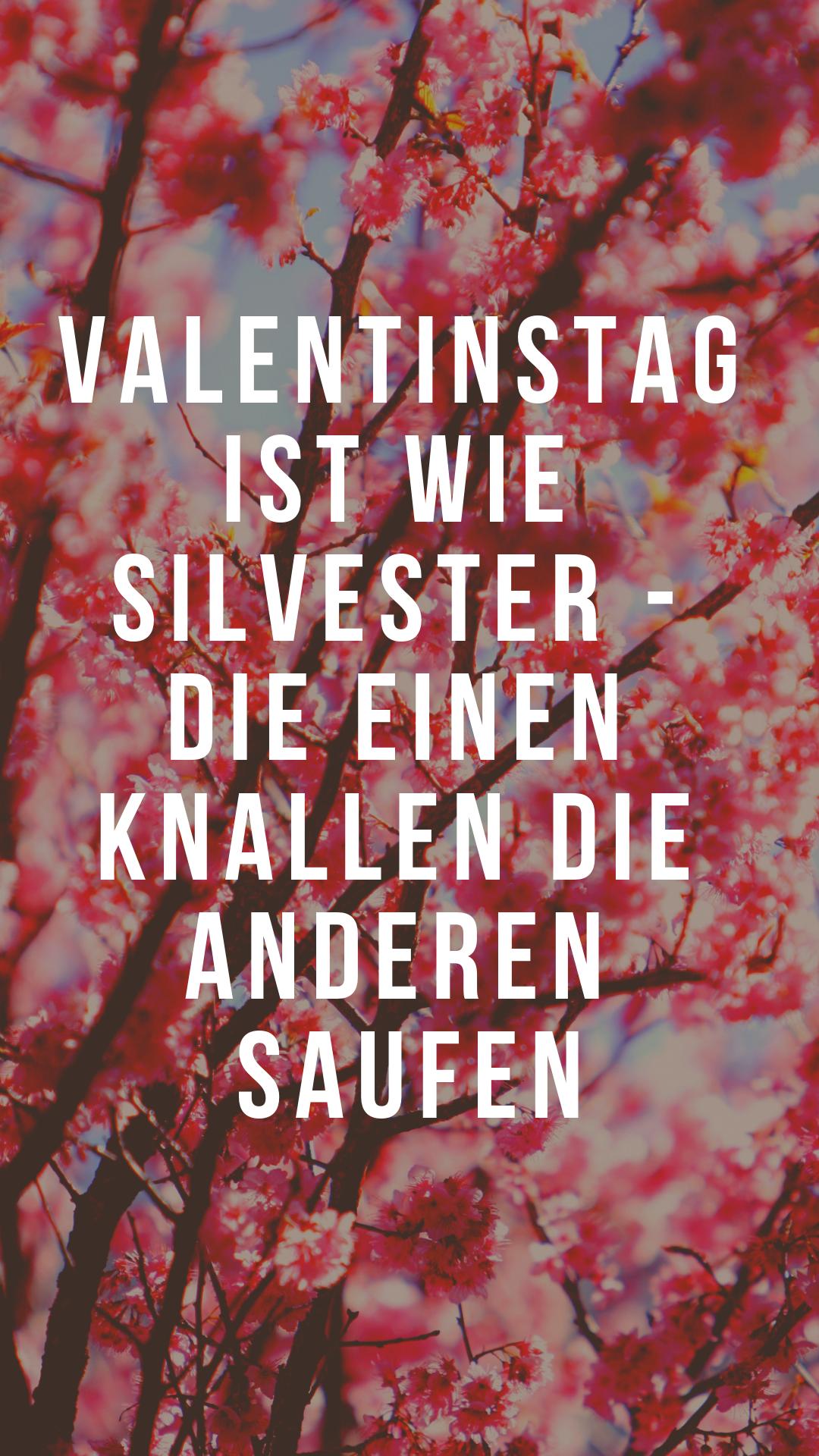Hier findest du lustige und freche Sprüche zum Valentinstag