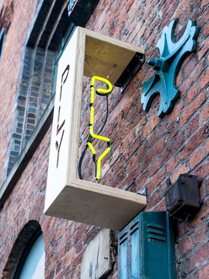 PLY Bar & Creative Space by Instruct Studio, Manchester – UK » Retail Design Blog
