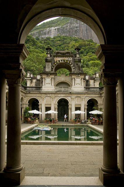 Parque Lage, Rio de Janeiro by Quasebart ...thank you for 3 Million Views, via Flickr