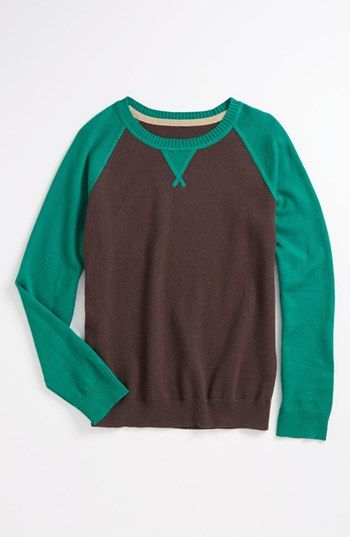 Tucker + Tate 'Kennedy' Sweater (Big Boys) available at #Nordstrom