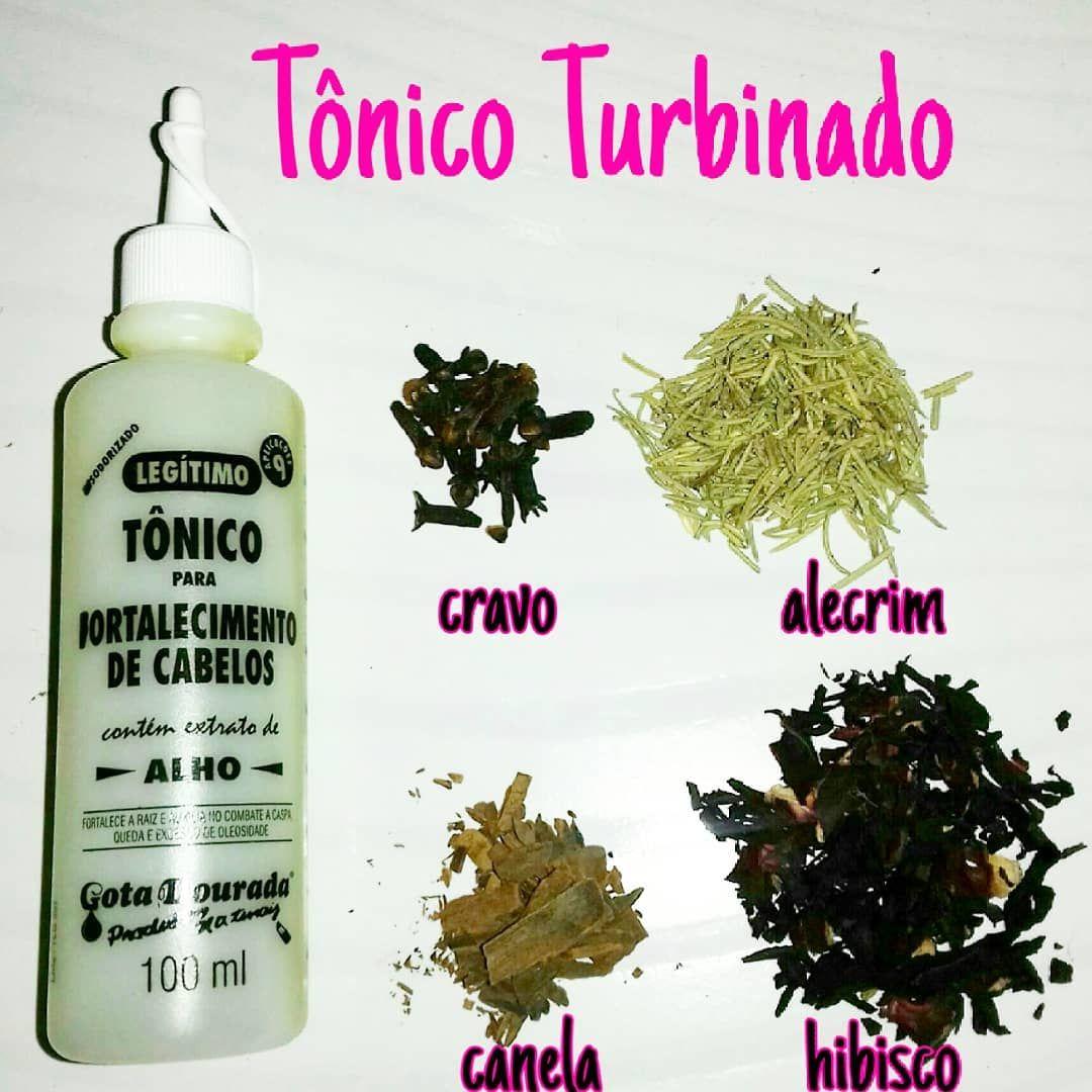 Receitinha Do Tonico Turbinado 1 Tonico De Alho Da Gota