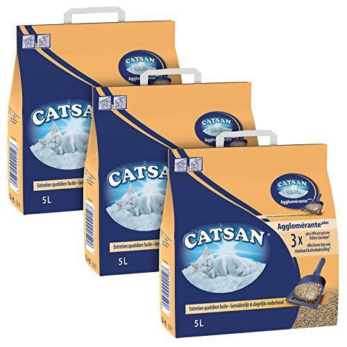litiere chat entretien