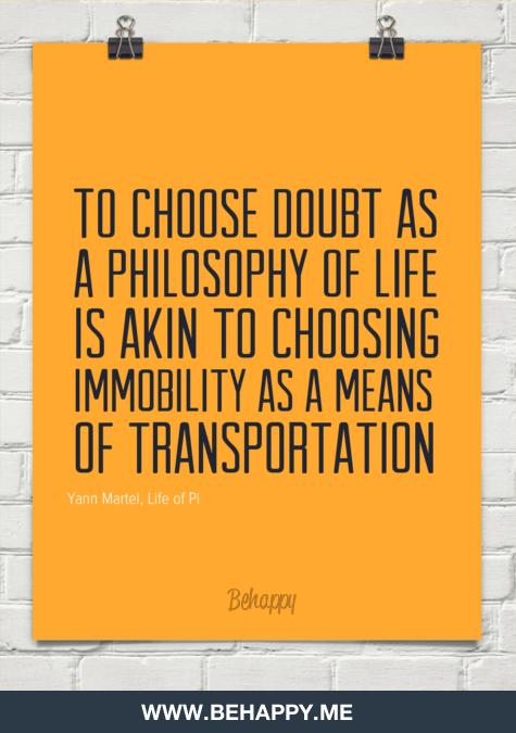 life of pi philosophy