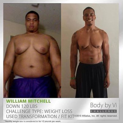 William Is Down 120 Pounds So Awesome Project10 Weightloss