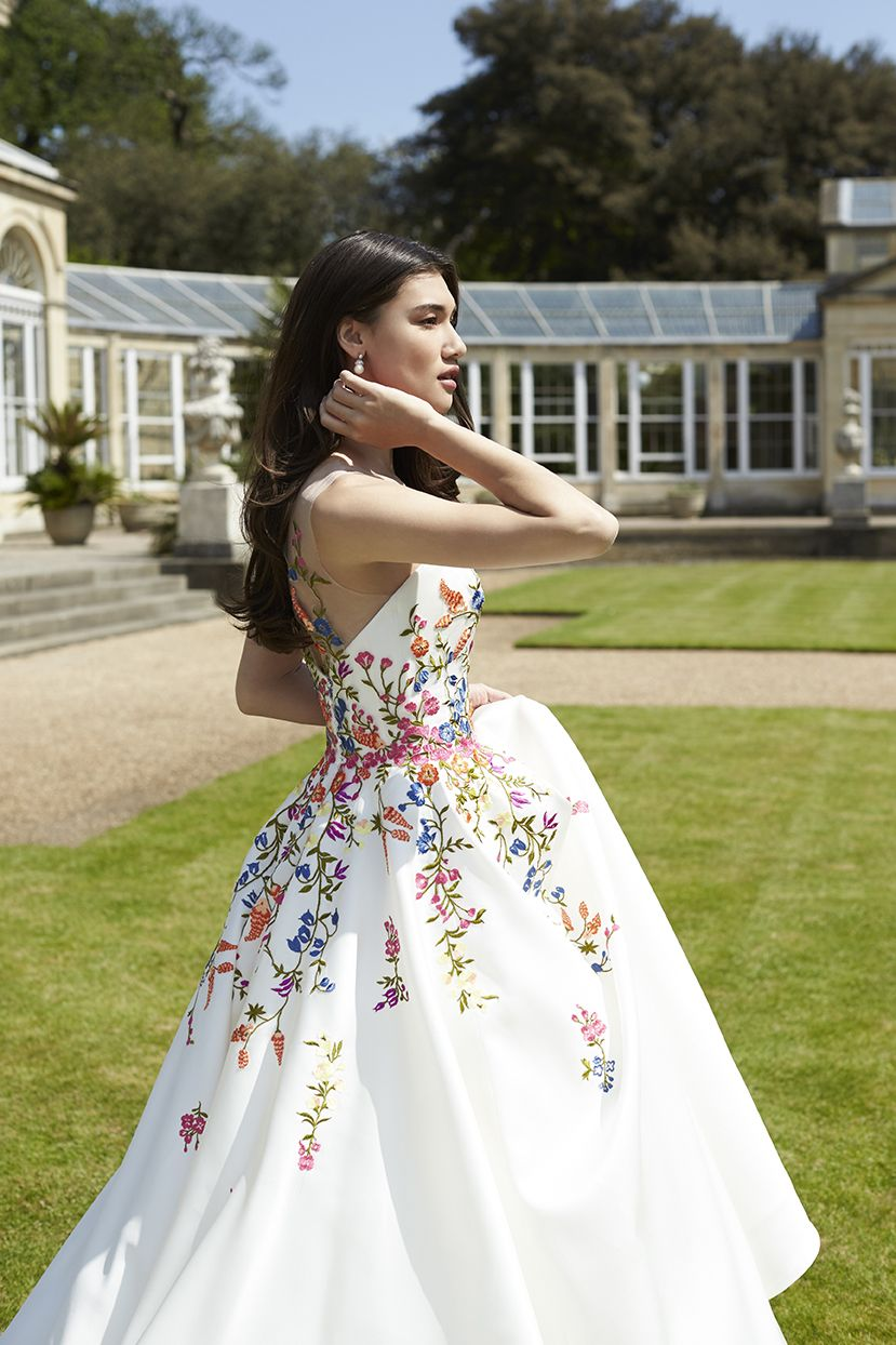 Sassi Holford Modern Luxury Wedding Dresses Wedding