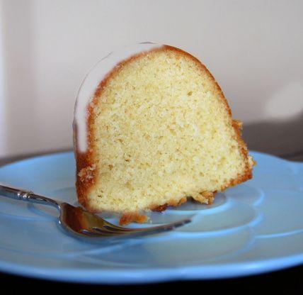 Golden Lemon Pound Cake Recipe - Food.com | Recipe | Lemon ...