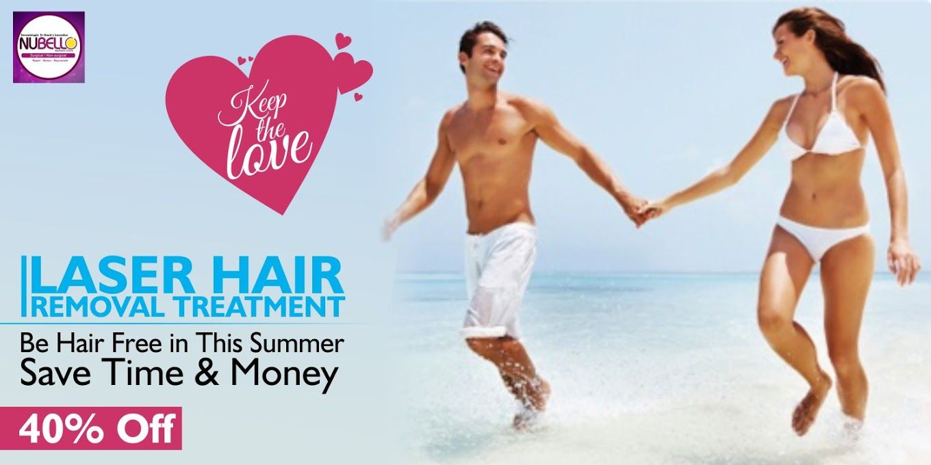 Ready For Summer? Right Time To Get Laser Hair Removal Treatment. Be ...