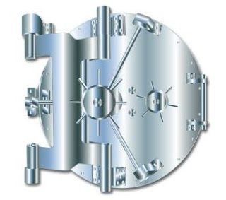 It is advisable to keep your money in the bank for