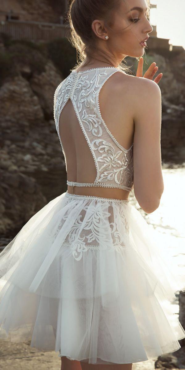 27 Amazing Short Wedding Dresses For Petite Brides | Petite bride ...