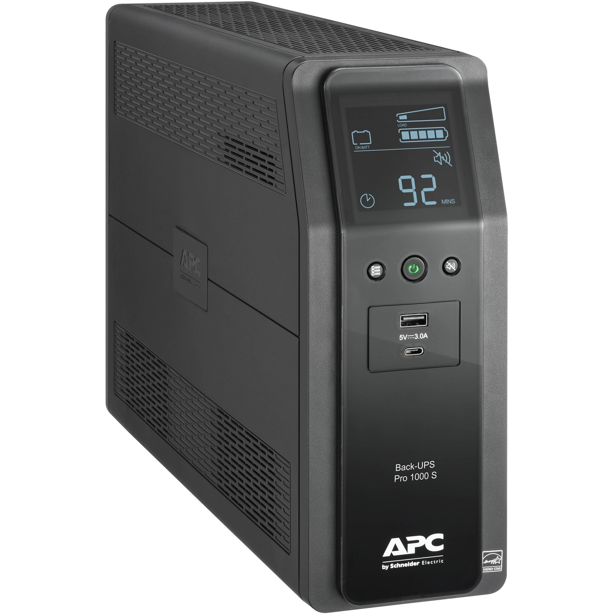APC by Schneider Electric BackUPS Pro BR1000MS 1.0KVA