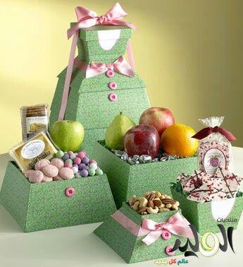 جميلة لزيارة المريض Lunch Box Gifts Box