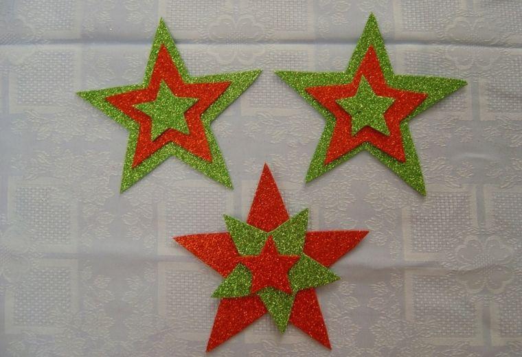 c1a99331c61 Goma eva para crear manualidades navideñas asombrosas