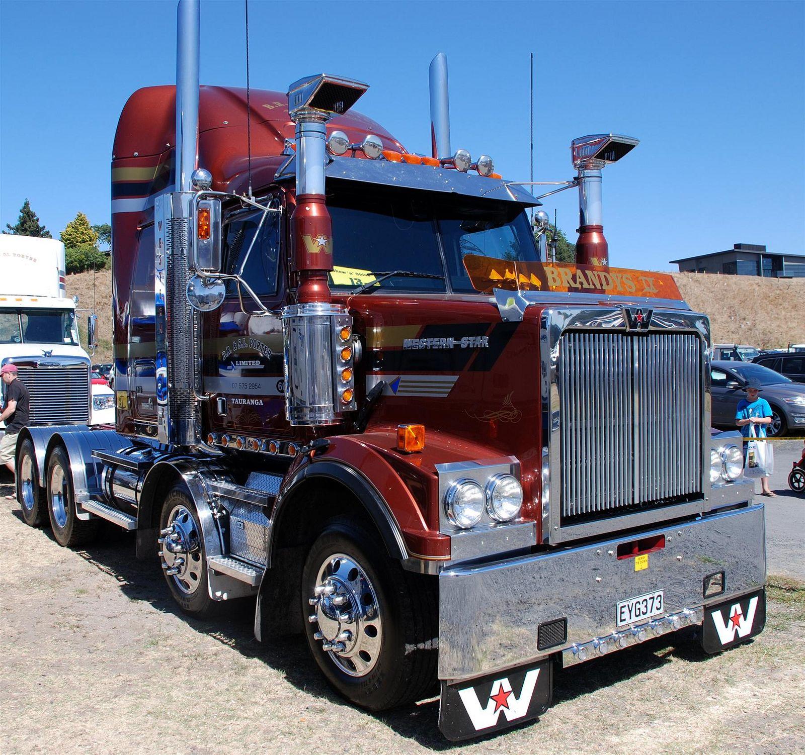 Western Star Western Star Trucks Big Trucks Trucks