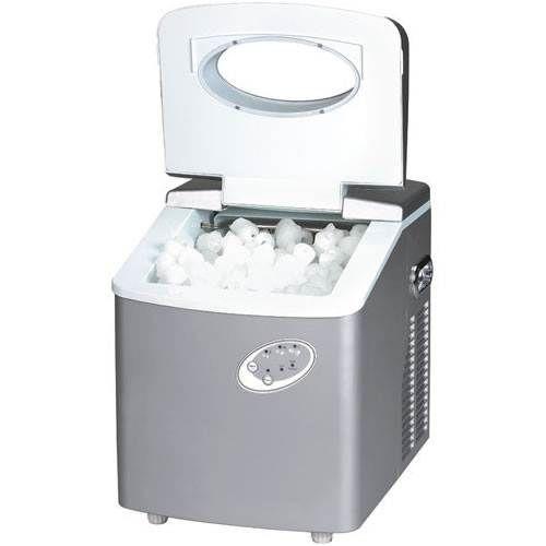 Sunpentown Portable Ice Maker Portable Ice Maker Ice Maker