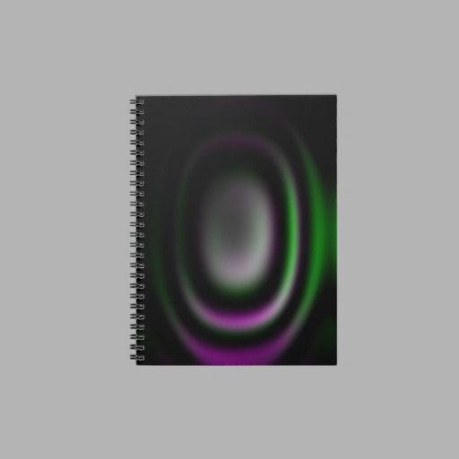 Sound Spiral Notizbuch