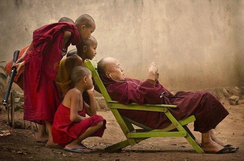 оба смешные буддийские картинки множество полезных