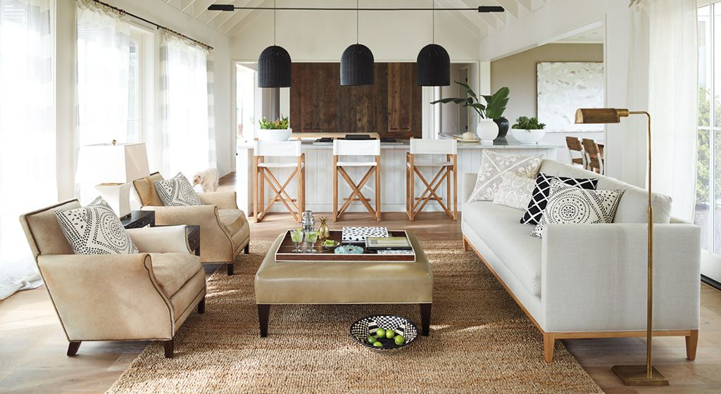 Shop The Look Living Room Designer Rooms Serena And Lily