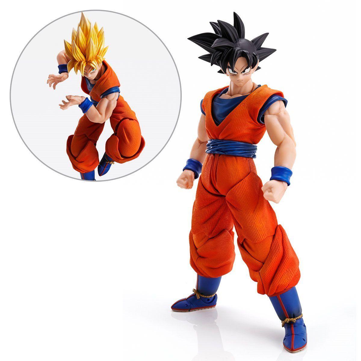 Goku Eating Figure