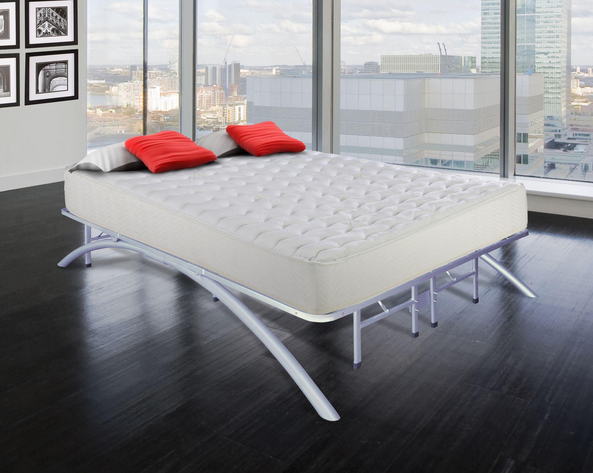 Arch Platform Bed Frame Metal Platform Bed Platform Bed Frame