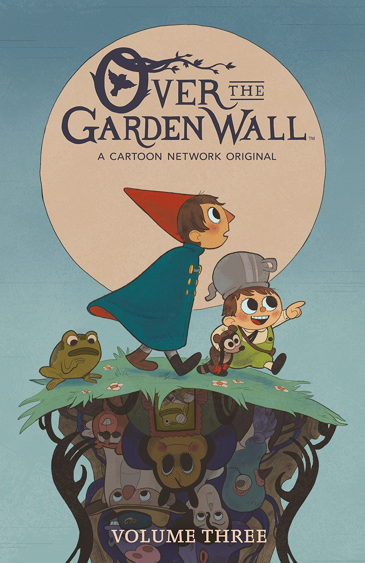 Over The Garden Wall  Vol  Kaboom Boom Boomstudios