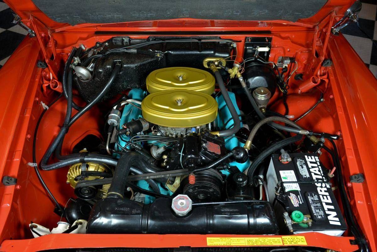 1962 Chrysler 300h Coupe
